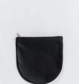Large U Pouch - Black