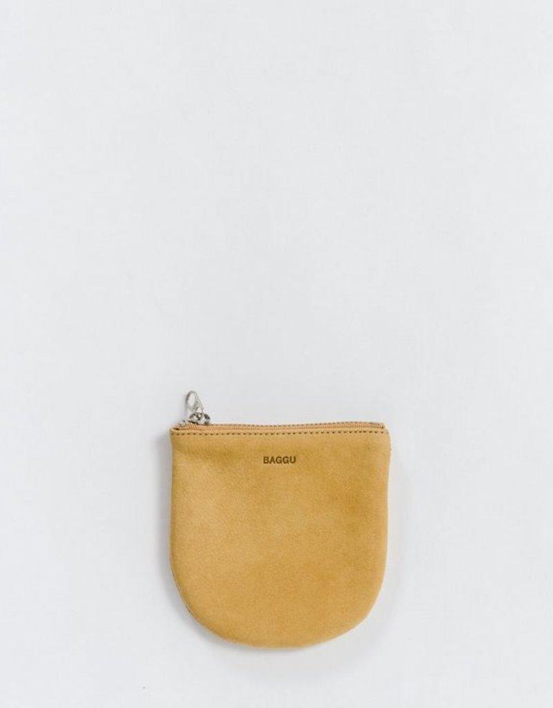 Small U Pouch - Honey
