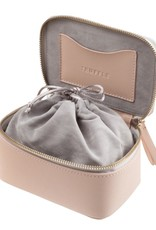 Privacy Jewelry Case Mini - Dusty Blush