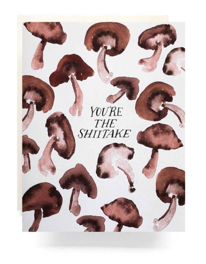 You're the Shiitake Card