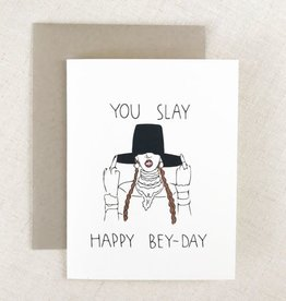 Happy Bey Day Card