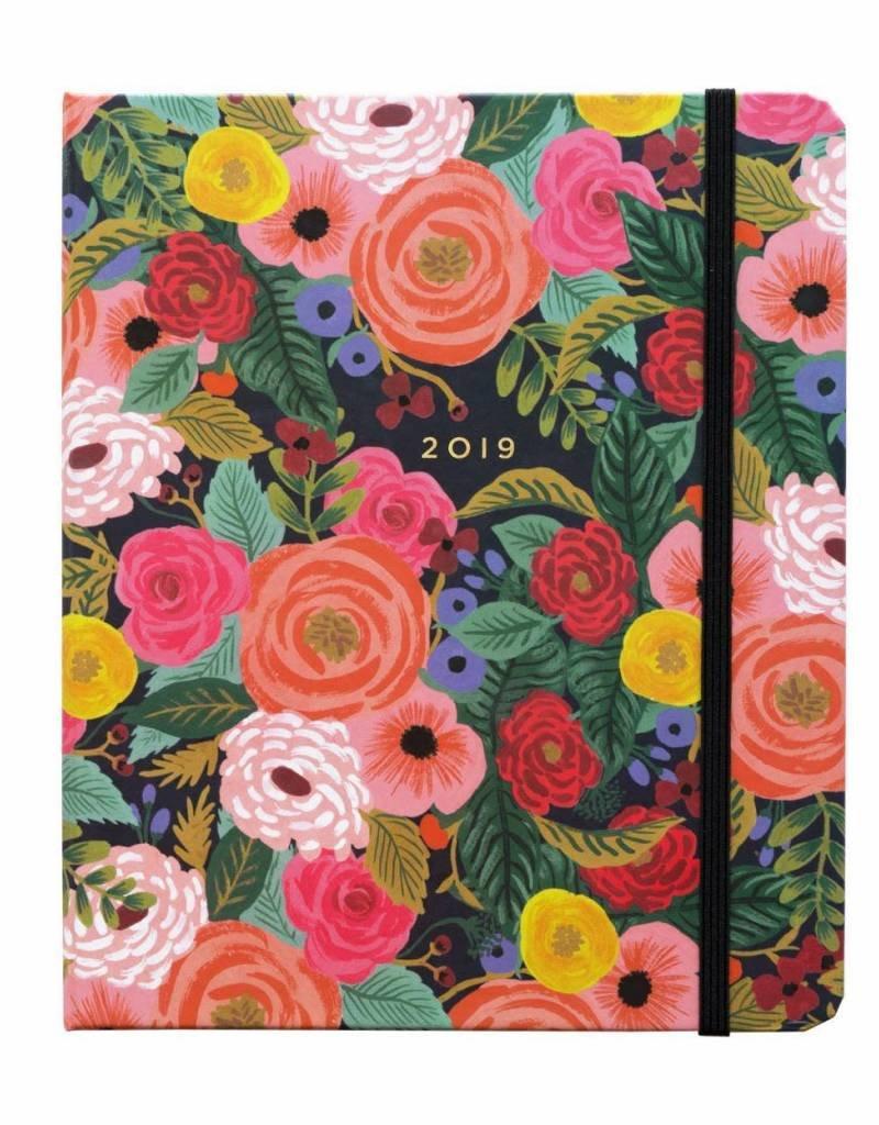 Juliet Rose Covered Planner - 2019