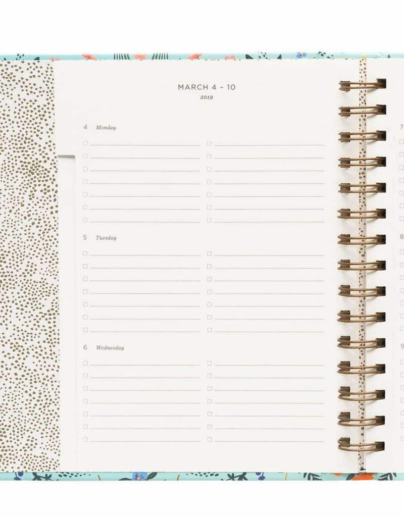 Wildwood Covered Planner - 2019