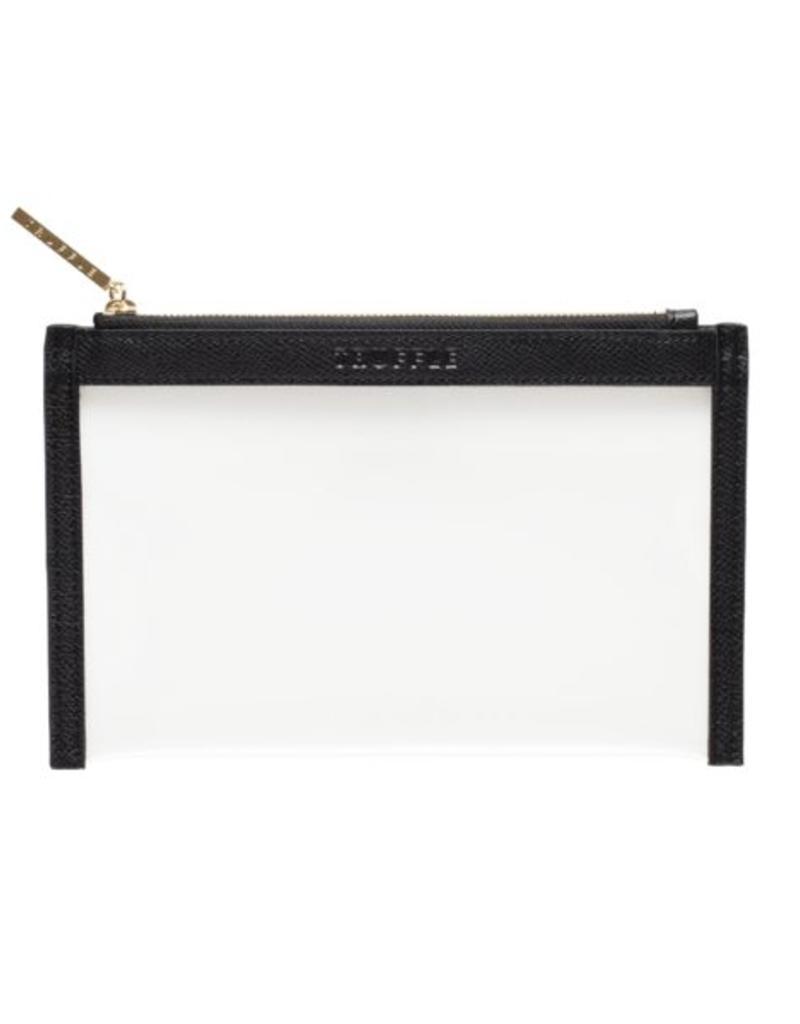 Clarity Clutch Mini - Black
