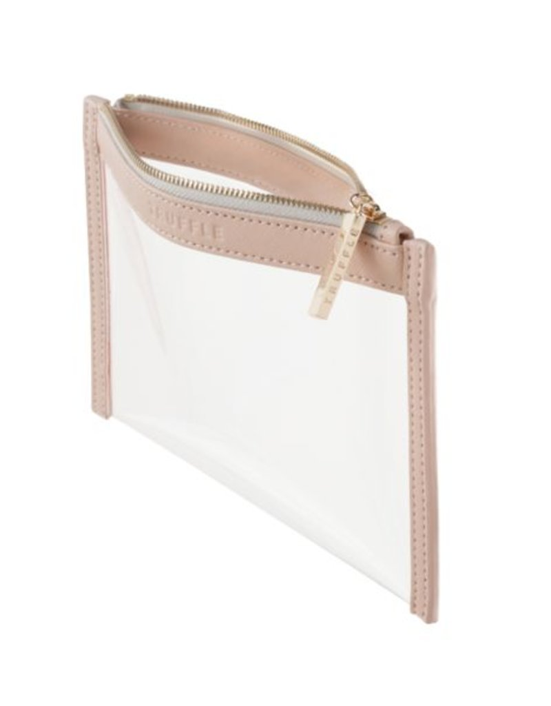 Clarity Clutch Mini - Dusty Blush