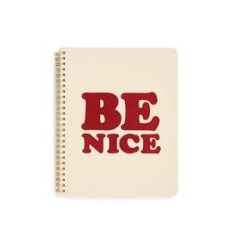Rough Draft Mini Notebook - Be Nice