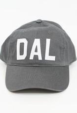 DAL Hat - Charcoal