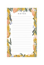 Happy Floral Notepad