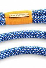 Lakeside Climbing Rope Dog Leash: Dark Blue