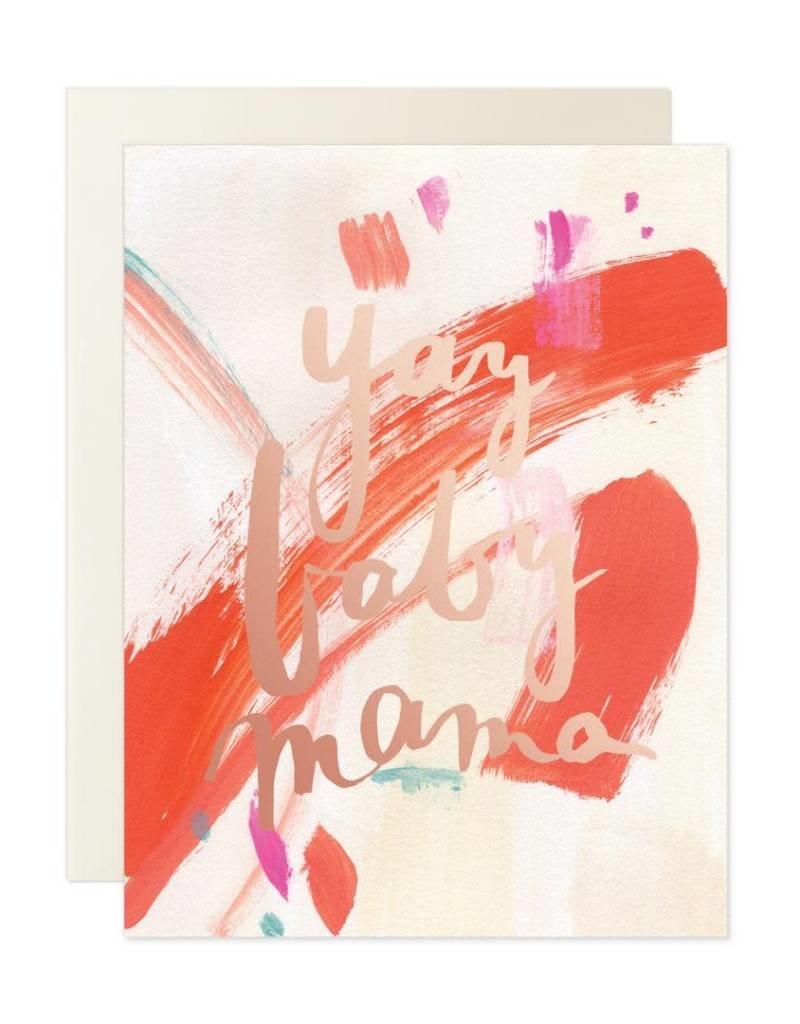 Yay Baby Mama Card