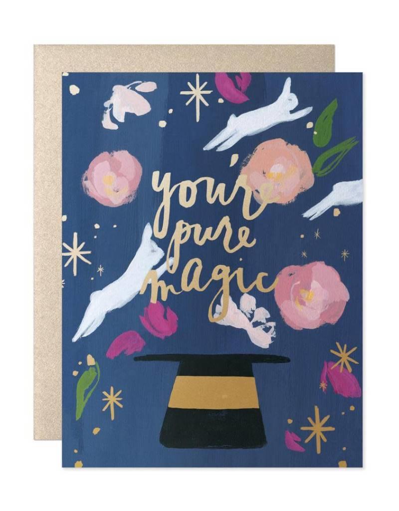You're Pure Magic Card