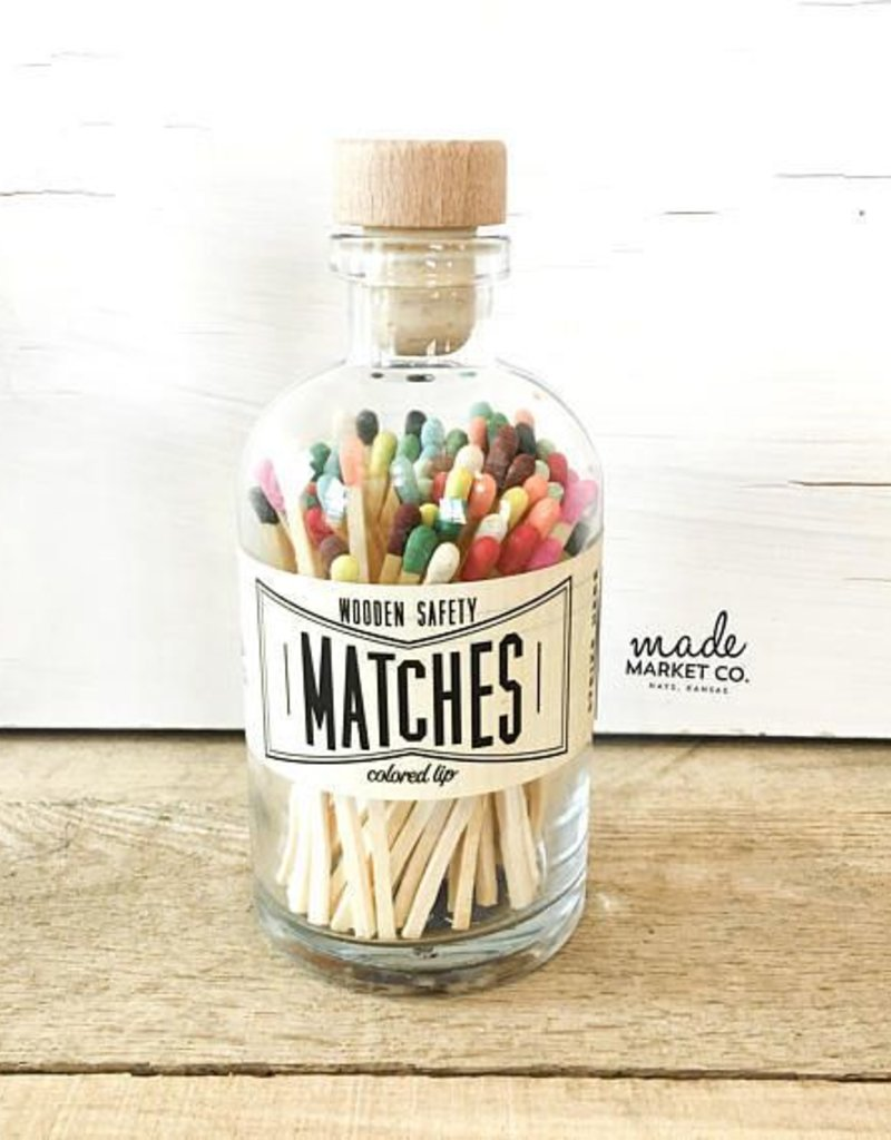 Vintage Apothecary Variety Matches - 80 ct.