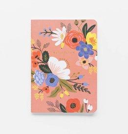 Lively Floral Notebook Set