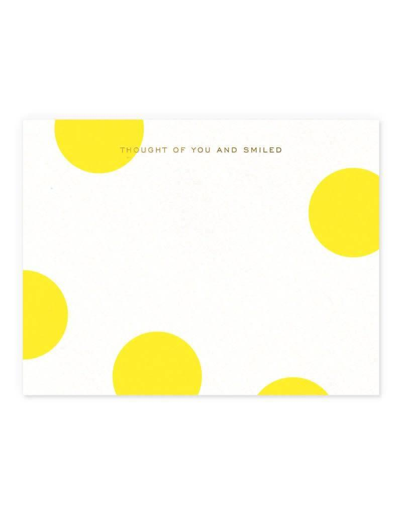 Smile Boxed Notes - Set of 6
