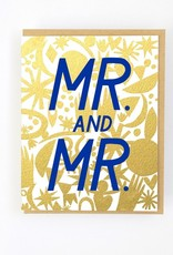 Mr. and Mr. Card