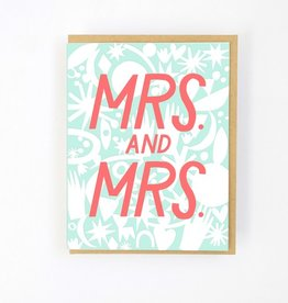 Mrs. and Mrs. Card