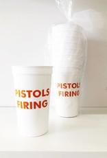Pistols Firing Cups - Set of 8
