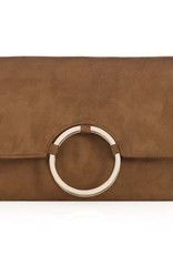 Larc Clutch - Tobacco