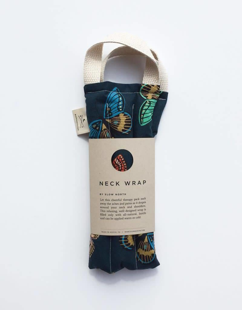 Neck Wrap Therapy Pack - Monarch Butterfly