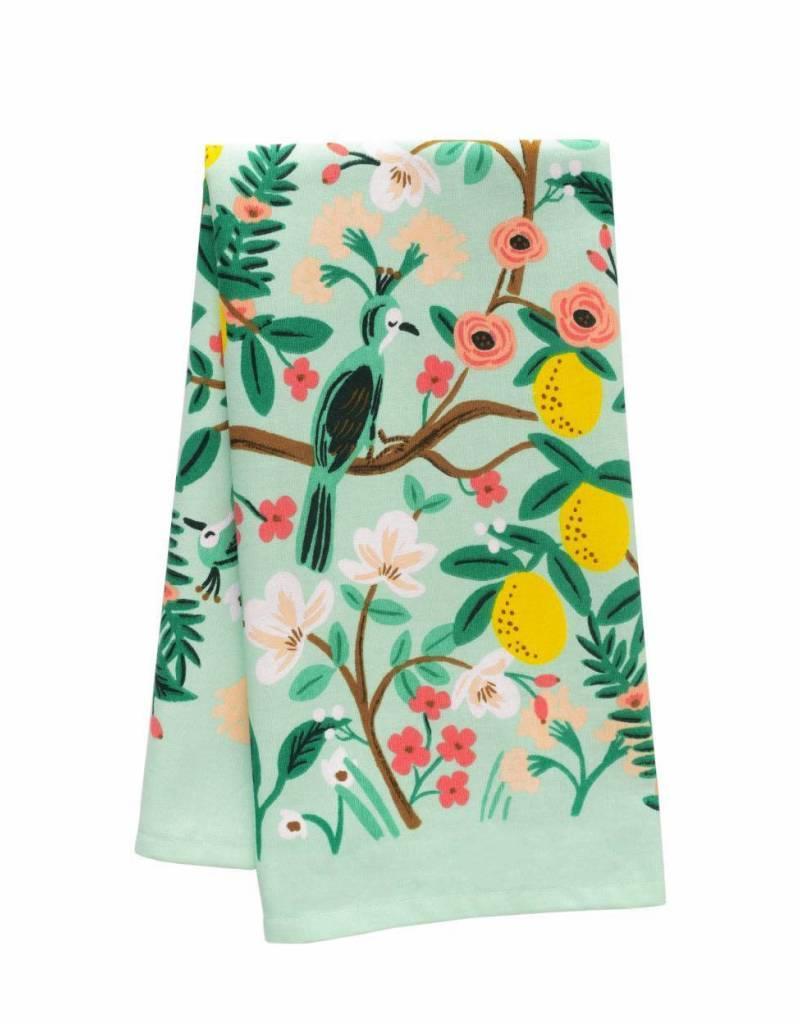 Shanghai Garden Tea Towel