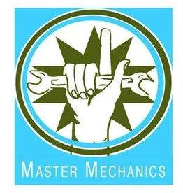 Wednesday Master Mechanics Class, January 10th - February 14th