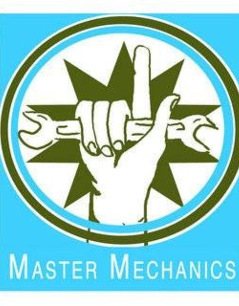 6 Part Master Mechanics Class, Feb. 28th- April 4th