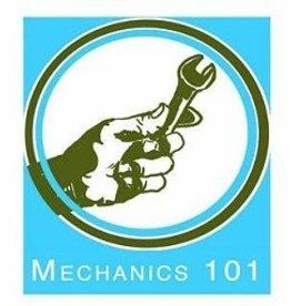 Thursday Mechanics 101, Park Hill 7- 8:30pm