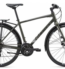 Giant Giant Cross City 2 Disc Equipped M Dark Green 2018