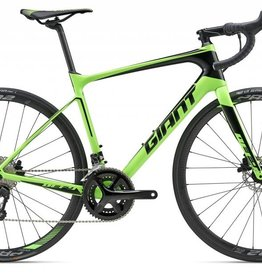 Giant Giant Defy Advanced 2 M Neon Green 2018