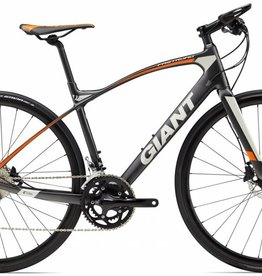 Giant Giant FastRoad CoMax 2 ML Charcoal 2018