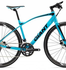 Giant Giant FastRoad SLR 2 M Blue 2018