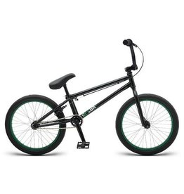 Apollo Apollo Speck 2 BMX Black/Green/Chrome
