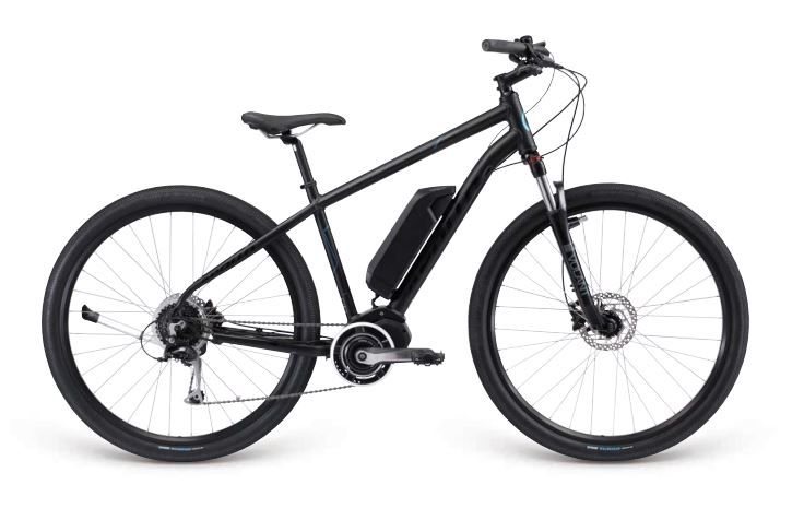 Apollo Apollo Eon Commuter Black M 2017 (Australia's cheapest shimano steps equipped Ebike)