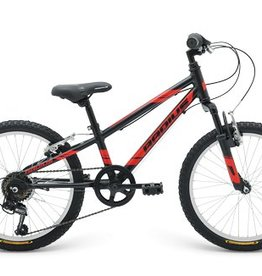 Radius Radius  Trailrasier AL Black/Red 2017