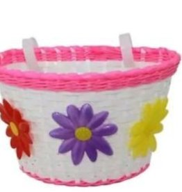 Flower Basket Pink/Purple