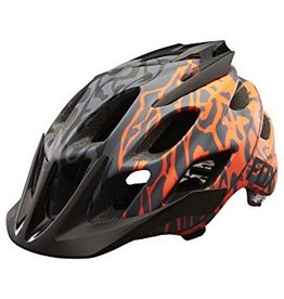 Fox Fox Flux Helmet Cauz 2016 GryOrg SM
