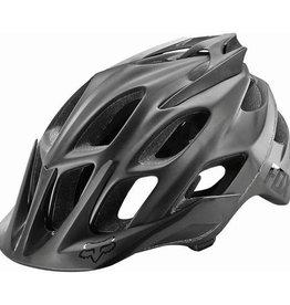 Fox Fox Flux Helmet 2017 Matt Black XS/S