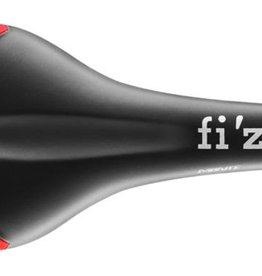 Fizi:k Saddle Fi'zi:k Monte Mg Black/Red