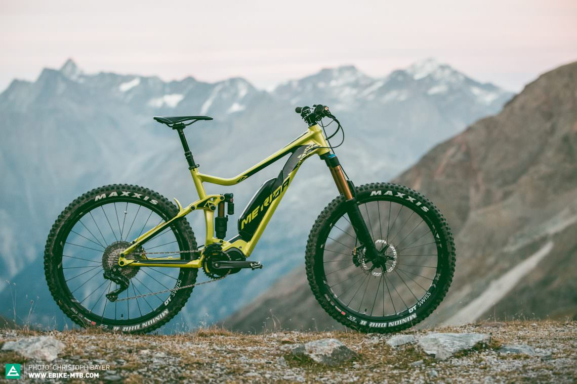 Hardtail Or Full Suspension Bike E Mountain