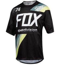 Fox Fox Demo SS Drafter Jersey