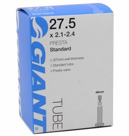 Giant Tube  Giant 27.5X2.1-2.4 Pv 48mm Threaded 0.73Mm Thickness