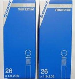 Giant Tube Giant 26X1.9-2.35 Sv 35mm Thorn Resistant