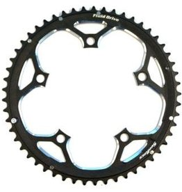 Chain Ring 44T for Single Speed  Alloy Black