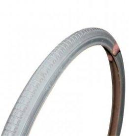 """Bike Corp Tyre  Wheel Chair 24""""*1 3/8 Grey"""