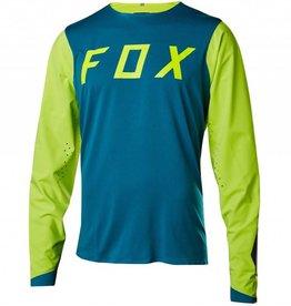 Fox Fox Attack Jersey Teal L