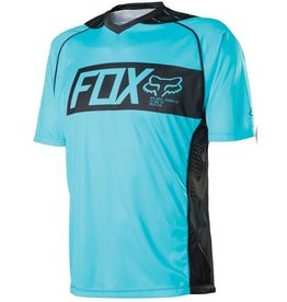 Fox Fox Attack SS Jersey 2016 IceBlu L