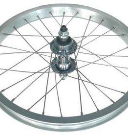 "Alex Wheel 16"" Silver Alloy Screw On"