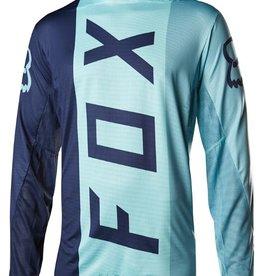 Fox Fox Flexair LS Jersey Stripe 2017 NvyLbl L