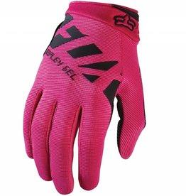Fox Fox Demo Air Glove Pink