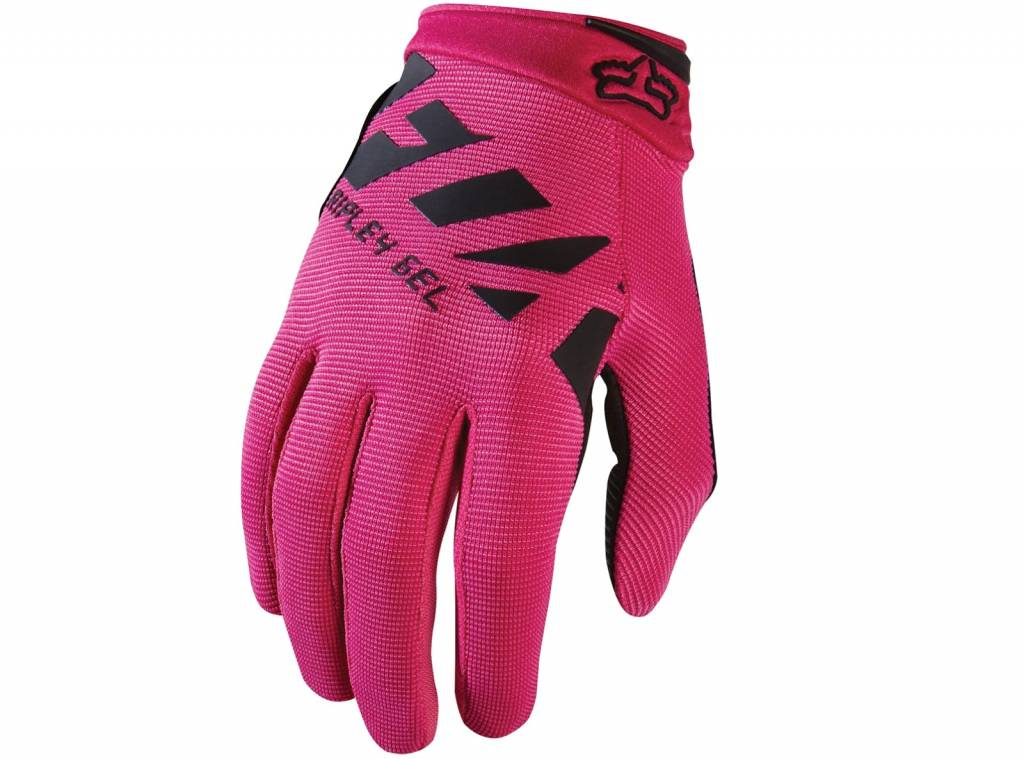 Fox Fox Demo Air Glove Pink